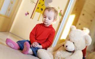 Признаки аутизма у детей до 2 лет