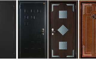 Рейтинг входных дверей для частного дома