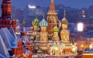Какие древние памятники есть в Москве, достопримечательности а