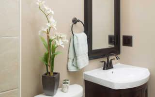 Интерьерные решения для ванной комнаты