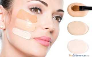 Чем отличается тональный крем от тональной основы – что такое тон для лица?