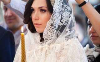Платья для венчания в церкви фото, венчальный наряд