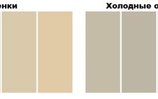 Какие цвета надо смешать чтобы получился бежевый?