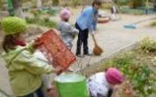 Потешки о труде для детей дошкольного возраста