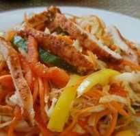 Салаты из свежей моркови — морковь с оливковым маслом