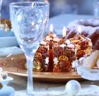 Сервировка новогоднего стола 2019 в домашних условиях, блюда на НГ 2019