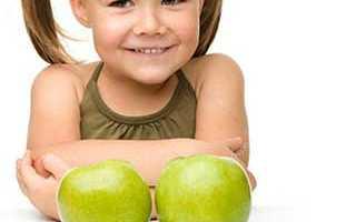 Сколько калорий в печеном яблоке с медом?