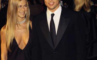Дженнифер энистон и брэд питт почему развелись