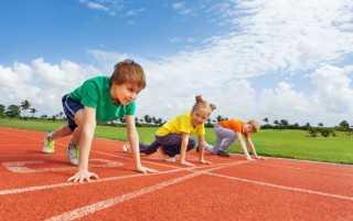 Тест на спортивные способности, как определить вид спорта для ребенка