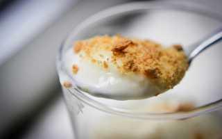 Напиток из молока: поссет рецепт