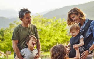 Отпуск для многодетных родителей