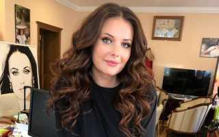 Оксана Федорова без макияжа фото
