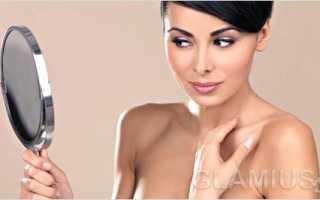 Как быстро убрать царапину с лица, чем помазать ссадину?