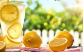 Полезен ли лимон для печени – лечение лимонной кислотой